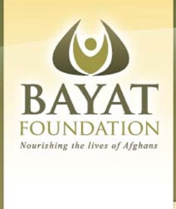 Bayat Foundation logo pic